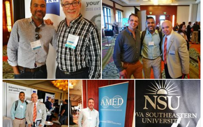 Congreso Anual de la academia de microscopia dental mejorada. AMED. USA. Fort Lauderdale, Florida, USA. 20 al 22 Oct 2017