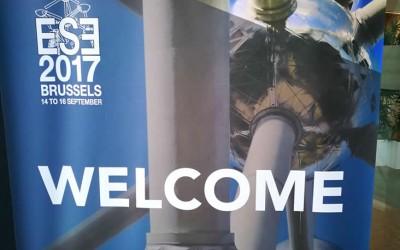 Congreso de la sociedad europea de Endodoncia ESE Bruselas,